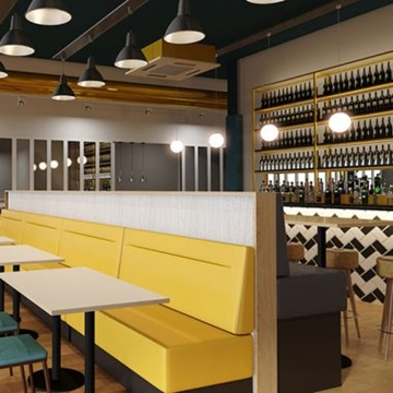 Restaurant Fit Out Specialists South East