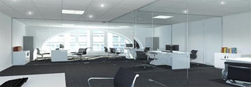 Office Partitioning Service South East