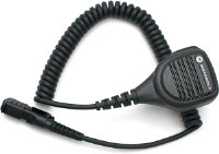 Remote Speaker Mic (IP57) with Enhanced Noise Reduction