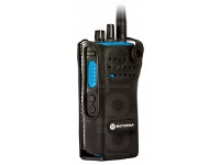 """Distributors Of Motorola Soft Leather Carry Case with 2.5"""" Swivel Belt Loop for Non-Display Radio"""