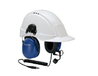 Specialist Supplier Of PELTOR ATEX Heavy Duty Headset with Helmet Attachment & Boom Mic