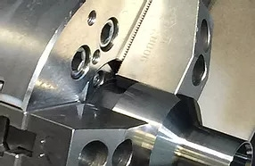 CNC Turning Development For The Defence Industry