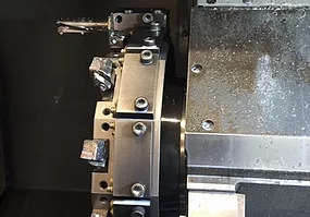 CMM Measuring Equipment For The Defence Industry