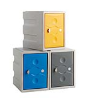 One Door Mini Water Resistant Lockers