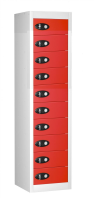 10 Compartment Personal Effects Locker