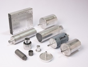 Impact Extruded Suspension Covers