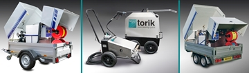 Professional-Grade Industrial Pressure Washers