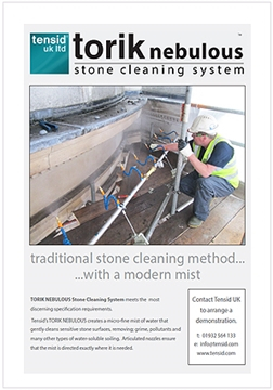 Nebulous Stone Cleaning System