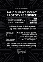 Surface Mount Prototype Specialists