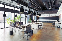 Commercial Fit Out For Factories