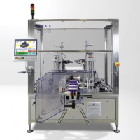 Compact Tamper Evident Labelling System
