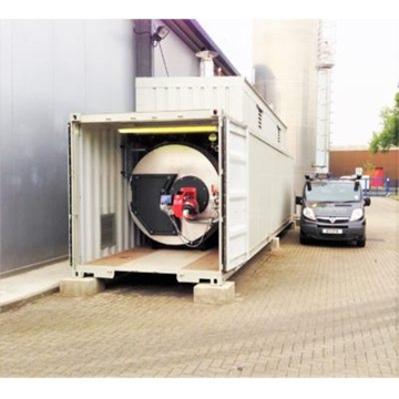 UK Manufacturers Of Containerised Boiler House