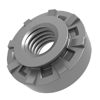 A9N™ Round Clinch Nuts For Motorsport Industry