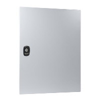 Schneider Spacial S3D Spare Plain Door for NSYS3D54 Enclosure complete with lock 500mmH x 400mmW