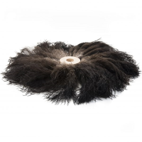 Ostrich Feather Brushes