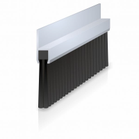 Lath Brushes with 180 degree Aluminium Carrier