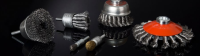 Bevel, Cup and End Brushes