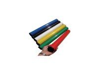 Coloured Vinyl Faced Magnetic Rubber Sheets