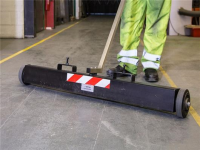 Combi Forklift Magnetic Sweeper