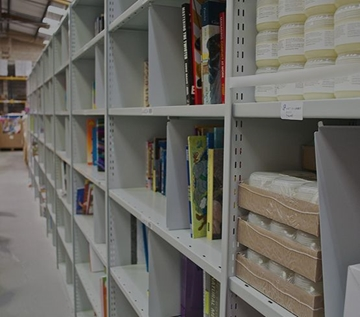 Supplier Of Warehouse Racking Systems
