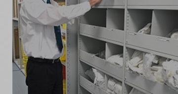 Repair Of Warehouse Racking Systems