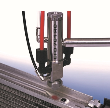 781RC Marking System with spray valve