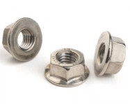 Importers And Distributors Of Bumax All Metal Self Locking Flanged Nuts