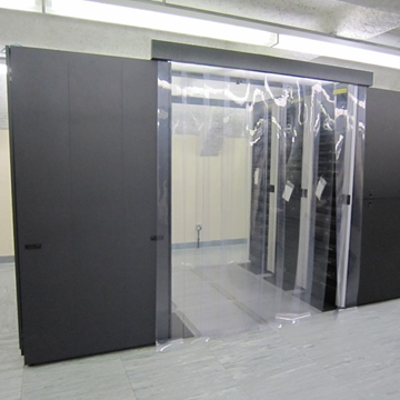 Thermal Curtain Hot Aisle Containment Solutions