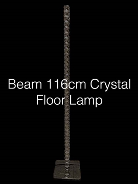UK Supplier Of Luxury Crystal LED Floor Lamps