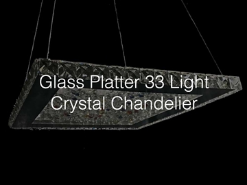 High Quality Luxury Crystal Chandeliers