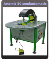 Artemis 50 Semi Automatic Wrapping Machine For Electronic Industries