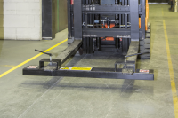Forklift Magnetic Sweepers