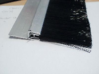 Custom Made Brush Strips For Construction Industries