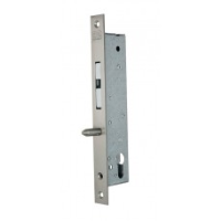 NEMEF 9690 Series HD Narrow Style Pivoting Hook Lock With Security Pin For Narrow Stile Do