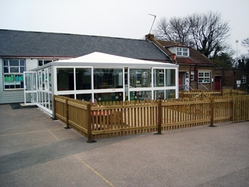 Provider Of Outdoor Classroom Canopies