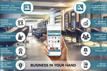 Supplier Of EPOS Systems For Hairdressers