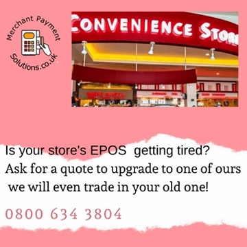 Supplier Of EPOS Systems For Convenience Stores