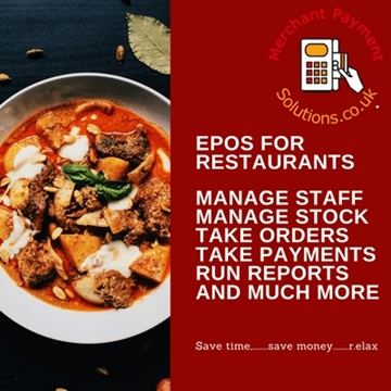 Supplier Of EPOS Systems For Restaurants
