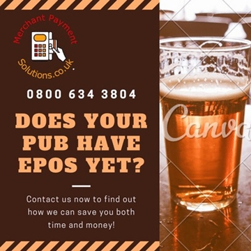Supplier Of EPOS Systems For Pubs