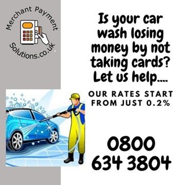 Card Machines For Car Washes