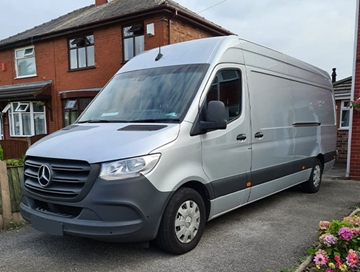 Courier Services Cheshire