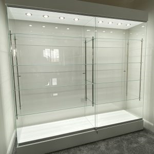 Bespoke Trophy Cabinets For Schools