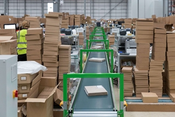 Automated Parcel Handling Equipment