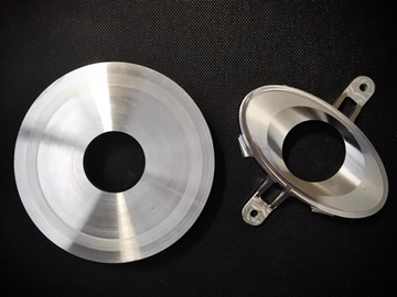 CNC Manufacturing Of Metal Components