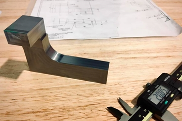Specialists In 3D Surface Machining Preston