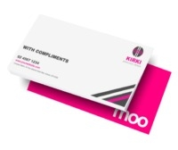 Compliment Slips Printing Service