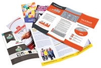 Business Flyers Printing Service