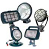 Work Lights For Construction Sites In Staffordshire