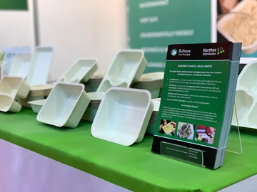 Paper-Based Meal Packaging Solution