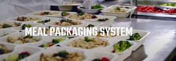 Food Packaging Solutions For UK Community Meals Sector